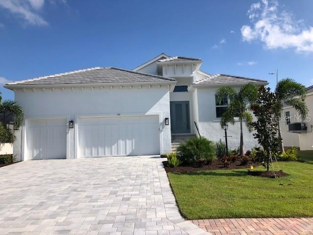 Medallion Home's Grenada is available for quick move in. Don't miss the beauty in Legend's Bay! - Single Family Home for sale at 5311 Inspiration Ter, Bradenton, FL 34210 - MLS Number is A4448881