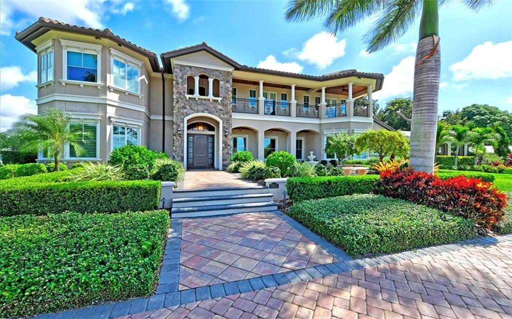 Impeccable Landscaping - Single Family Home for sale at 7903 Longbay Blvd, Sarasota, FL 34243 - MLS Number is A4449717