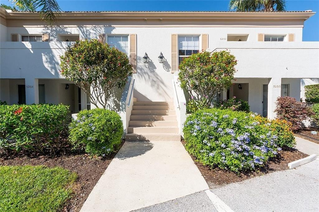 Condo for sale at 5282 Wedgewood Ln #46, Sarasota, FL 34235 - MLS Number is A4450559