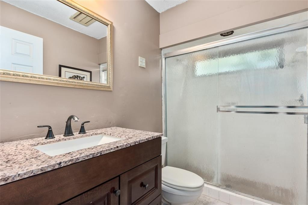 Master Bathroom - Single Family Home for sale at 6524 Waterford Cir, Sarasota, FL 34238 - MLS Number is A4450568
