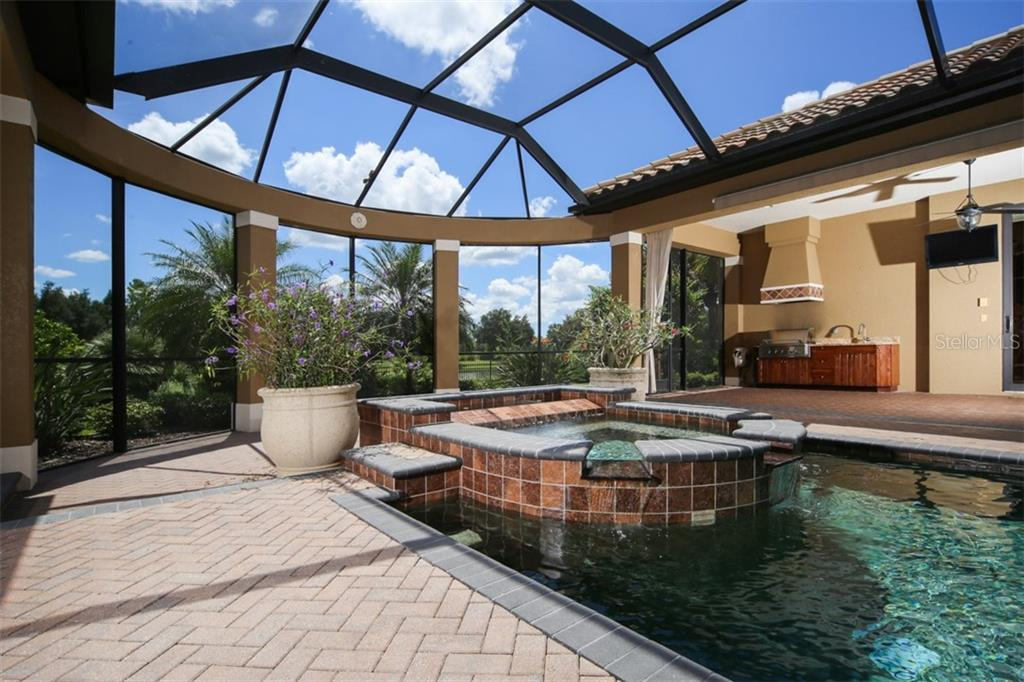 Spa - Single Family Home for sale at 15212 Linn Park Ter, Lakewood Ranch, FL 34202 - MLS Number is A4450793