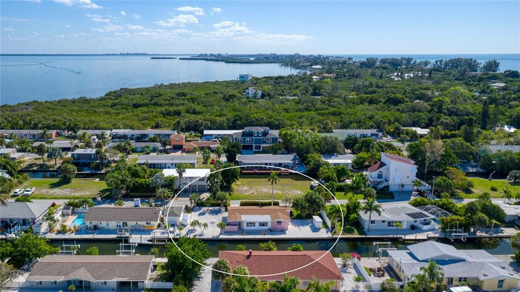 For your nightly viewing pleasure! - Single Family Home for sale at 691 Tarawitt Dr, Longboat Key, FL 34228 - MLS Number is A4451584
