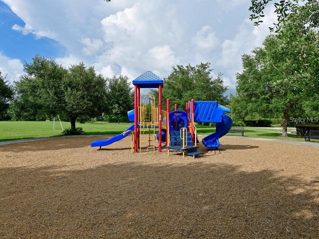 Greenbrook Park Playground in your backyard - Townhouse for sale at 14831 Skip Jack Loop, Lakewood Ranch, FL 34202 - MLS Number is A4451607
