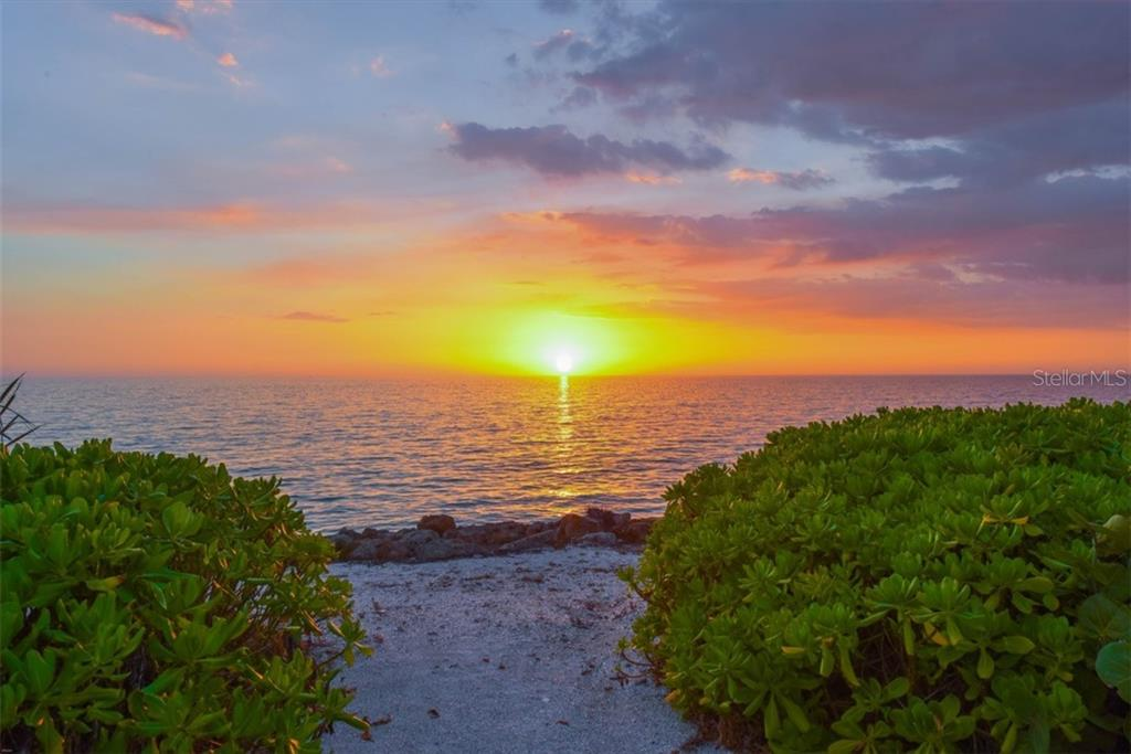 Gulf sunsets nightly. - Single Family Home for sale at 1027 N Casey Key Rd, Osprey, FL 34229 - MLS Number is A4451976