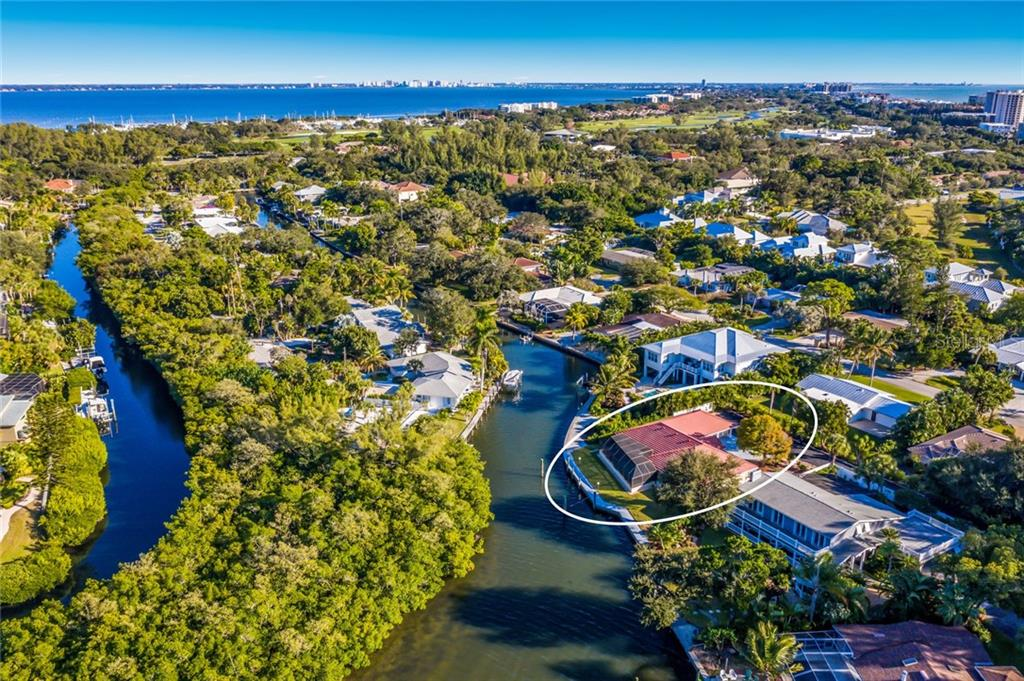 Single Family Home for sale at 1a Winslow Pl #A, Longboat Key, FL 34228 - MLS Number is A4453312