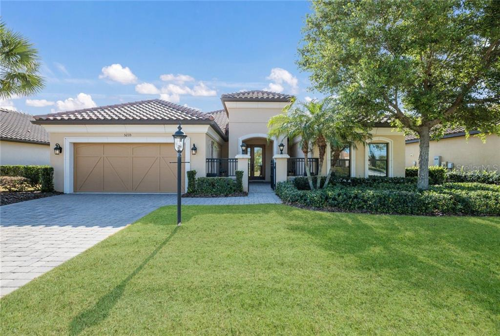 HOA-Community Disclosure-5235 Esplanade Blvd - Single Family Home for sale at 5235 Esplanade Blvd, Lakewood Ranch, FL 34211 - MLS Number is A4454113