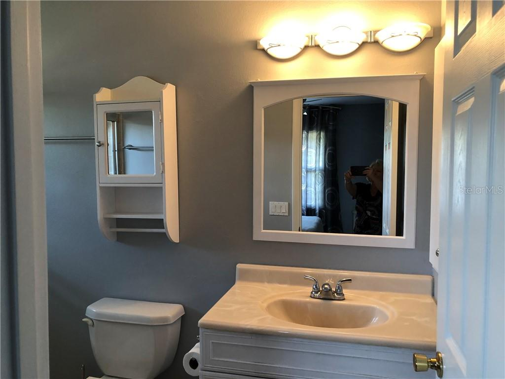 Master bath with beautiful sink and lighting - Townhouse for sale at 3434 51st Avenue Cir W, Bradenton, FL 34210 - MLS Number is A4454154