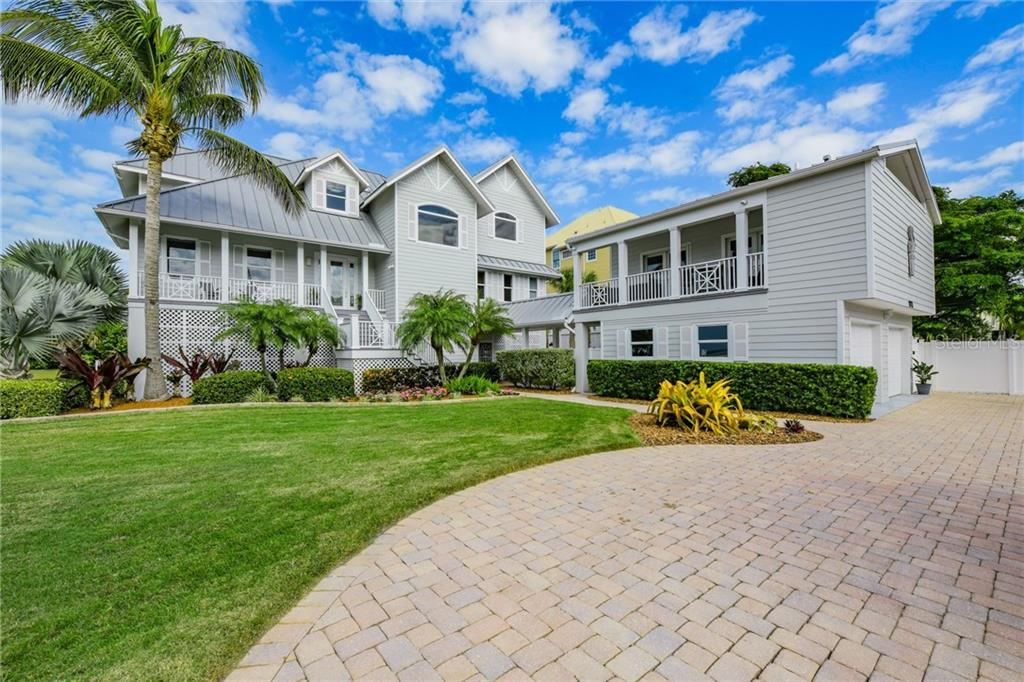 Seller's Disclosure - Single Family Home for sale at 137 Big Pass Ln, Sarasota, FL 34242 - MLS Number is A4454741