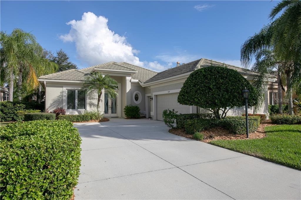 HOA Disclosure - Single Family Home for sale at 5119 97th St E, Bradenton, FL 34211 - MLS Number is A4455766