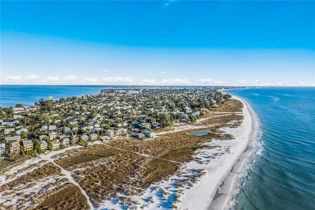 Located on Bean Point of Anna Maria Island - Single Family Home for sale at 799 N Shore Dr, Anna Maria, FL 34216 - MLS Number is A4456056