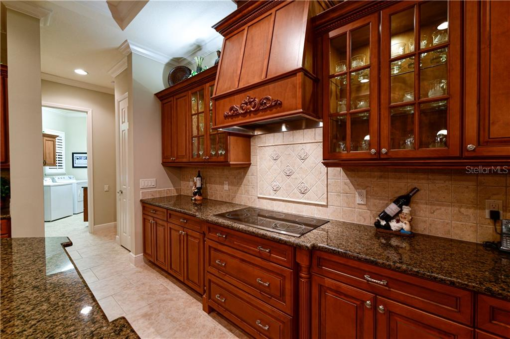 Sparkling Upgraded Kitchen - Single Family Home for sale at 11806 Rive Isle Run, Parrish, FL 34219 - MLS Number is A4457432