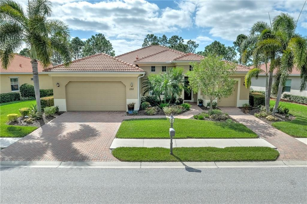 New Attachment - Single Family Home for sale at 293 Martellago Dr, North Venice, FL 34275 - MLS Number is A4458516