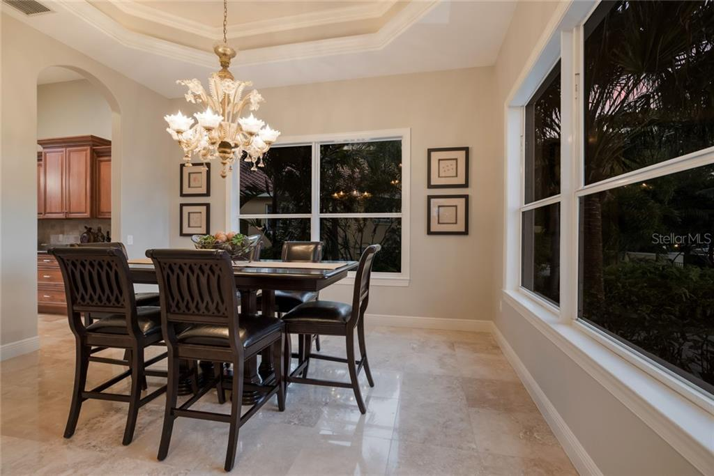 Dining - Single Family Home for sale at 443 S Polk Dr, Sarasota, FL 34236 - MLS Number is A4459240