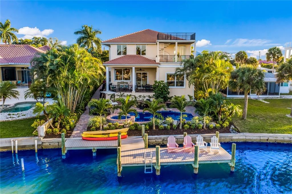 Dockside - Single Family Home for sale at 443 S Polk Dr, Sarasota, FL 34236 - MLS Number is A4459240