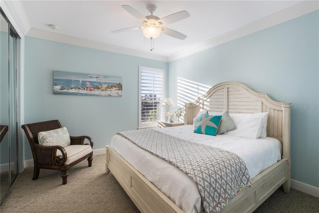 Bedroom 2 of 5 - Single Family Home for sale at 443 S Polk Dr, Sarasota, FL 34236 - MLS Number is A4459240