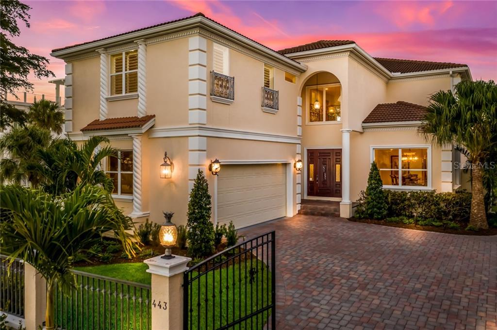 Entry - Single Family Home for sale at 443 S Polk Dr, Sarasota, FL 34236 - MLS Number is A4459240