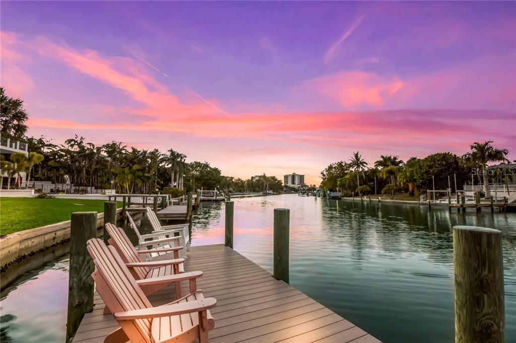 Dockside at Sunset. - Single Family Home for sale at 443 S Polk Dr, Sarasota, FL 34236 - MLS Number is A4459240