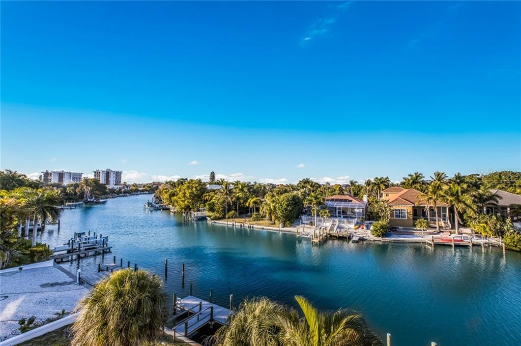 Roof Deck view. - Single Family Home for sale at 443 S Polk Dr, Sarasota, FL 34236 - MLS Number is A4459240