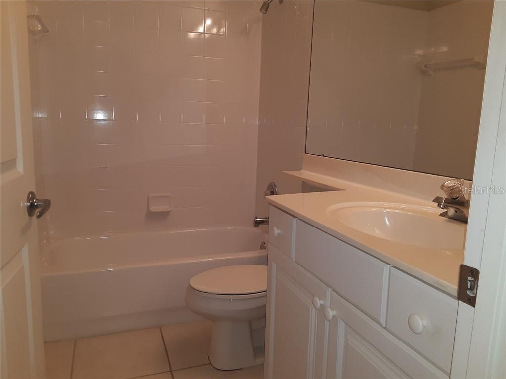 Guest Bathroom - Condo for sale at 6866 Fairview Ter #11, Bradenton, FL 34203 - MLS Number is A4460434