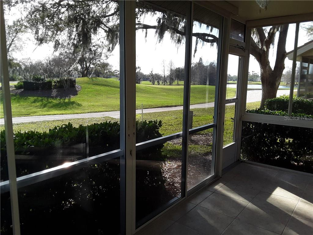 Golf Course and Water View - Condo for sale at 6866 Fairview Ter #11, Bradenton, FL 34203 - MLS Number is A4460434