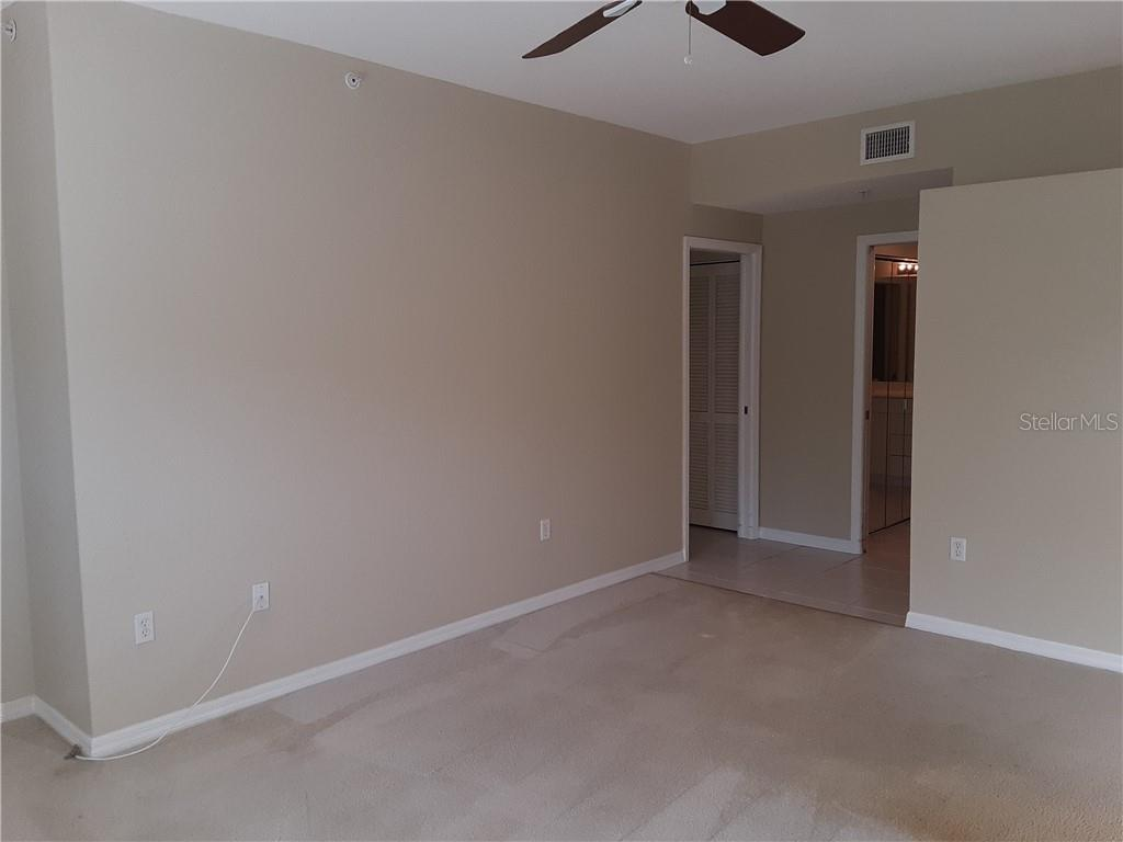 Master Bedroom - Condo for sale at 6866 Fairview Ter #11, Bradenton, FL 34203 - MLS Number is A4460434