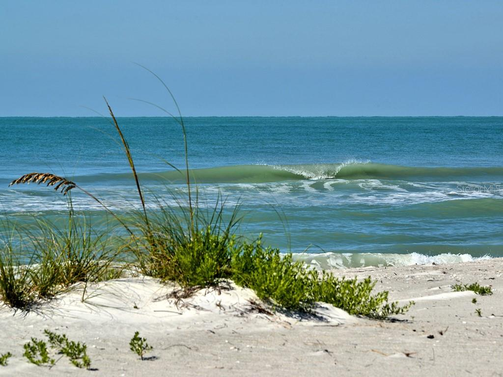 Private Beach - Single Family Home for sale at 6301 Gulf Of Mexico Dr, Longboat Key, FL 34228 - MLS Number is A4460816