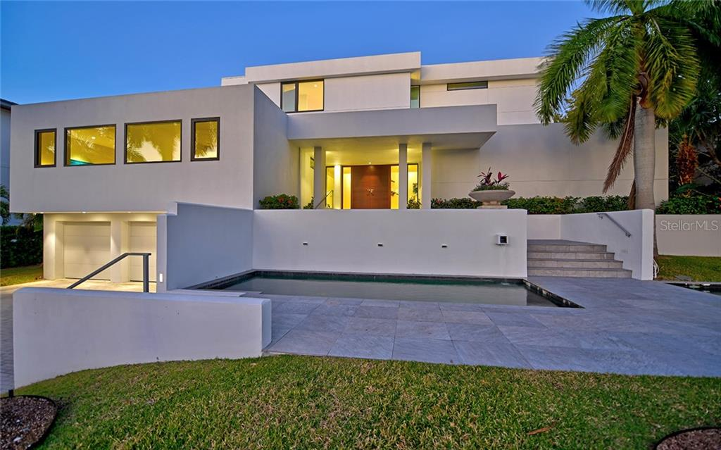 Seller Disclosure - Single Family Home for sale at 1580 Harbor Cay Ln, Longboat Key, FL 34228 - MLS Number is A4460976