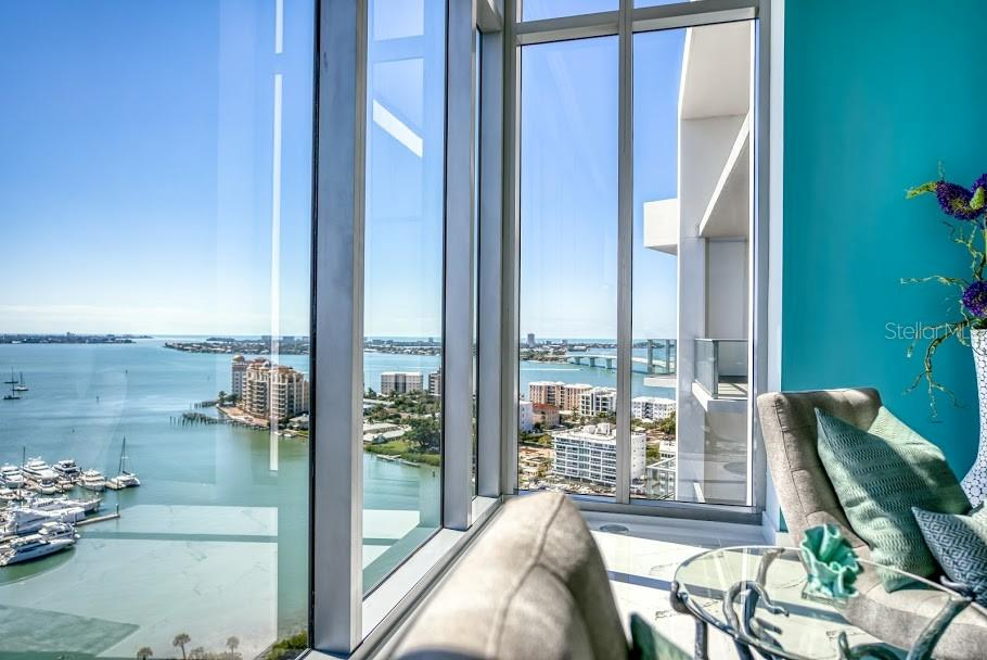 Ringling Bridge - Condo for sale at 1155 N Gulfstream Ave #1909, Sarasota, FL 34236 - MLS Number is A4461040