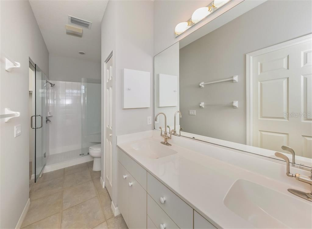 Master bath - Condo for sale at 119 Woodbridge Dr #204, Venice, FL 34293 - MLS Number is A4461406