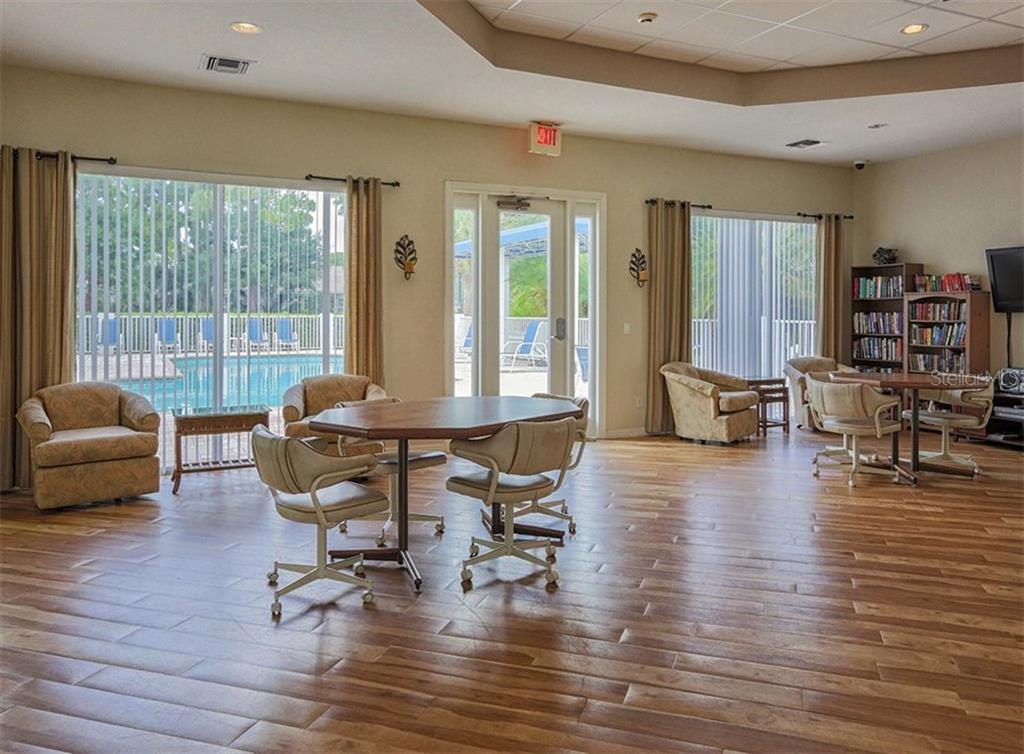 Clubhouse - Condo for sale at 119 Woodbridge Dr #204, Venice, FL 34293 - MLS Number is A4461406
