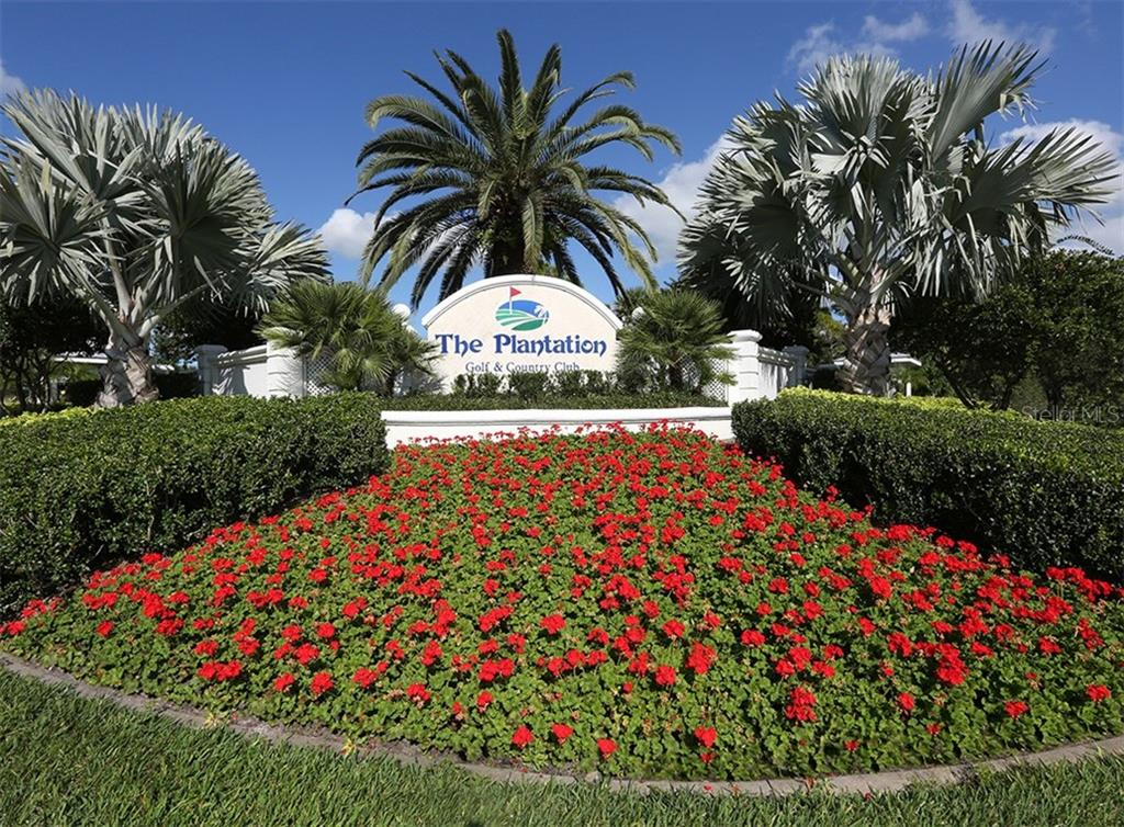Plantation Golf and Country Club Sign - Condo for sale at 119 Woodbridge Dr #204, Venice, FL 34293 - MLS Number is A4461406