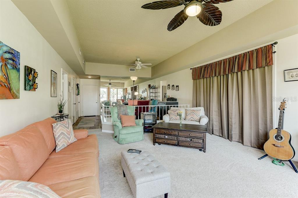 Living Room - Condo for sale at 2319 Lakeside Mews #B3, Sarasota, FL 34235 - MLS Number is A4462396