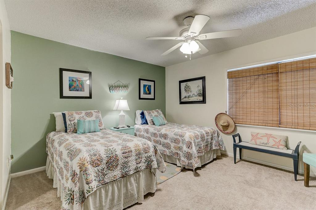 Guest Bedroom - Condo for sale at 2319 Lakeside Mews #B3, Sarasota, FL 34235 - MLS Number is A4462396