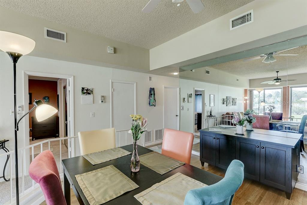 Dining Space - Condo for sale at 2319 Lakeside Mews #B3, Sarasota, FL 34235 - MLS Number is A4462396