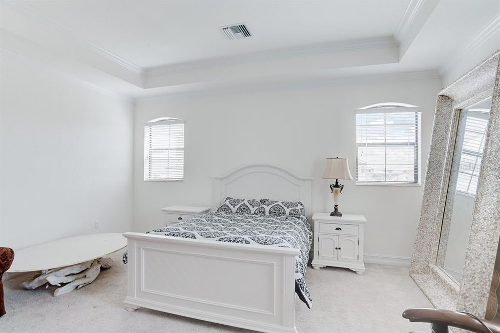 2nd master suite - Single Family Home for sale at 5531 Arnie Loop, Bradenton, FL 34211 - MLS Number is A4463553