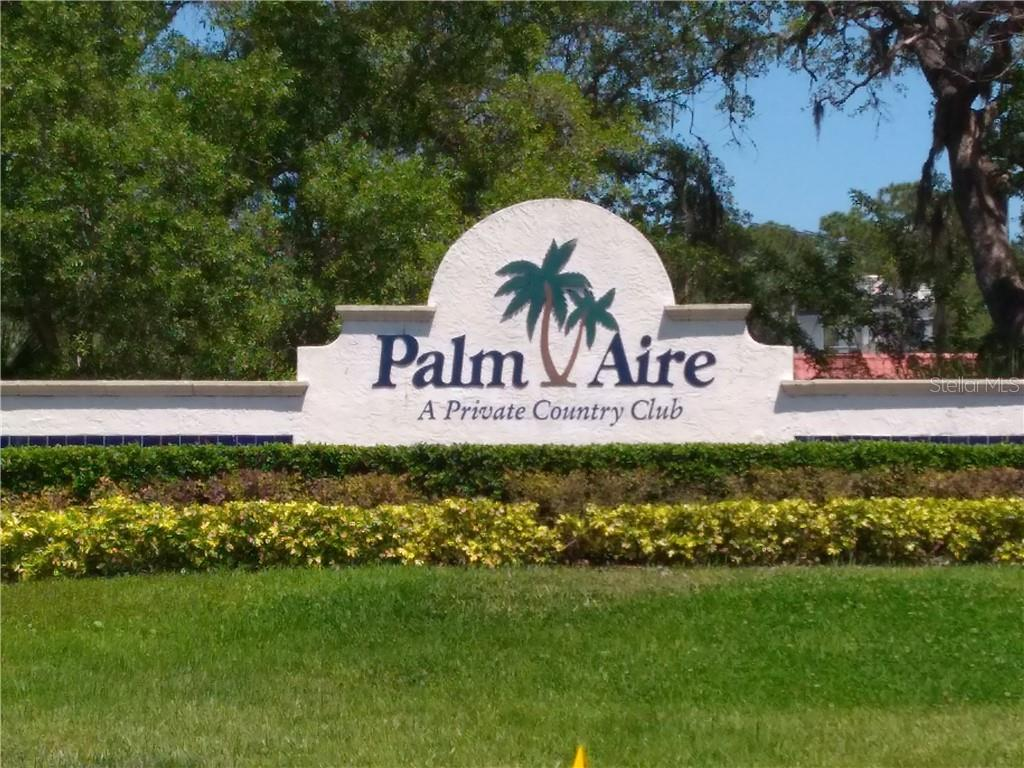 Palm Aire Country Club - Clubhouse - Condo for sale at 7130 Fairway Bend Ln #292, Sarasota, FL 34243 - MLS Number is A4464271
