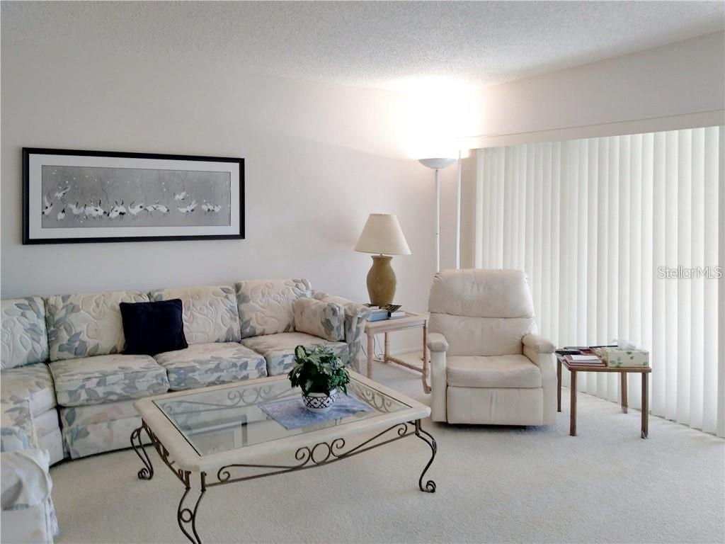 Living Area - Condo for sale at 7130 Fairway Bend Ln #292, Sarasota, FL 34243 - MLS Number is A4464271