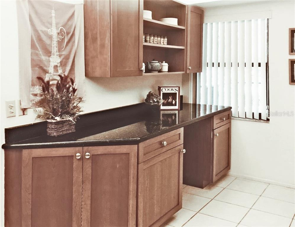 Kitchen addition - Condo for sale at 7130 Fairway Bend Ln #292, Sarasota, FL 34243 - MLS Number is A4464271