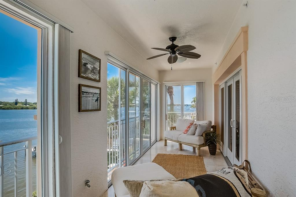 Master Suite Lanai - Condo for sale at 5923 Midnight Pass Rd #3, Sarasota, FL 34242 - MLS Number is A4465178