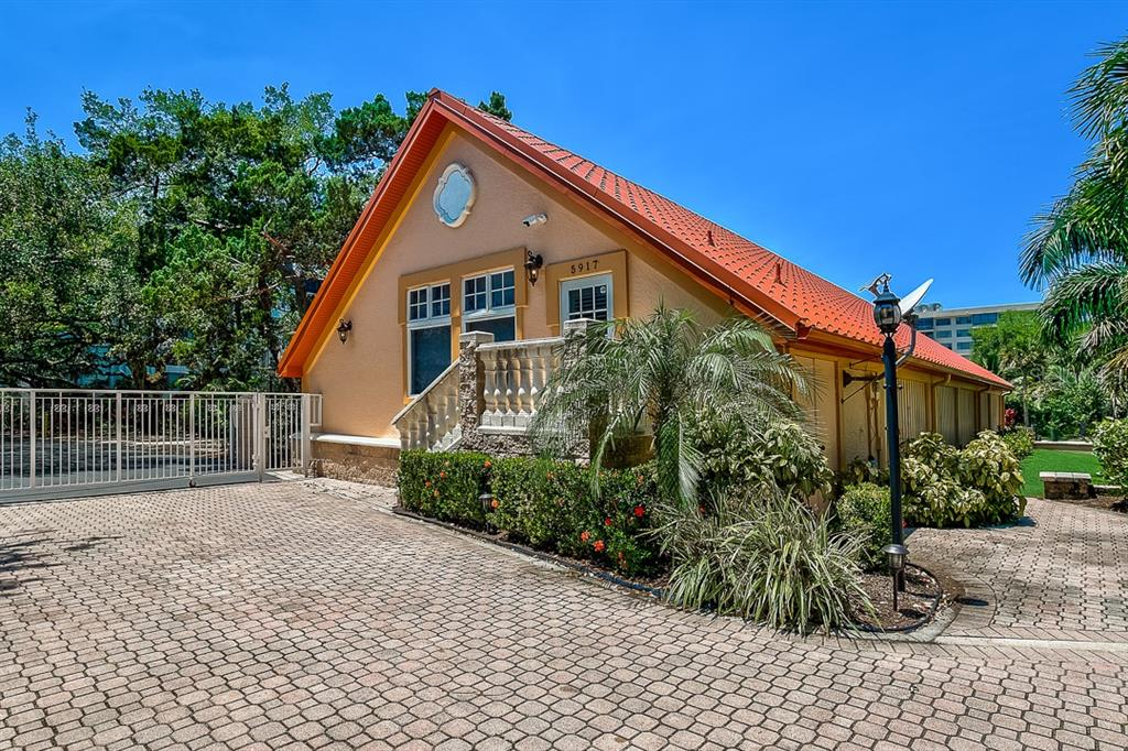 Boathouse with Studio Apartment - Condo for sale at 5923 Midnight Pass Rd #3, Sarasota, FL 34242 - MLS Number is A4465178