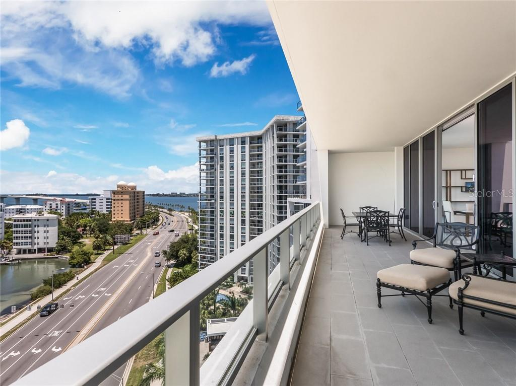 Condo for sale at 1155 N Gulfstream Ave #905, Sarasota, FL 34236 - MLS Number is A4466306