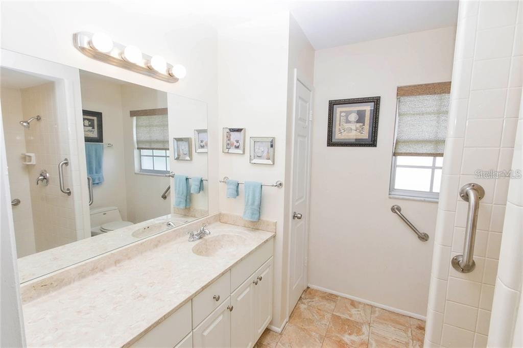 Master Bathroom - Single Family Home for sale at 7403 13th Avenue Dr W, Bradenton, FL 34209 - MLS Number is A4466662