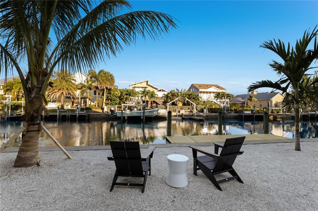 Canal views and boat dock - Single Family Home for sale at 217 Willow Ave, Anna Maria, FL 34216 - MLS Number is A4466825