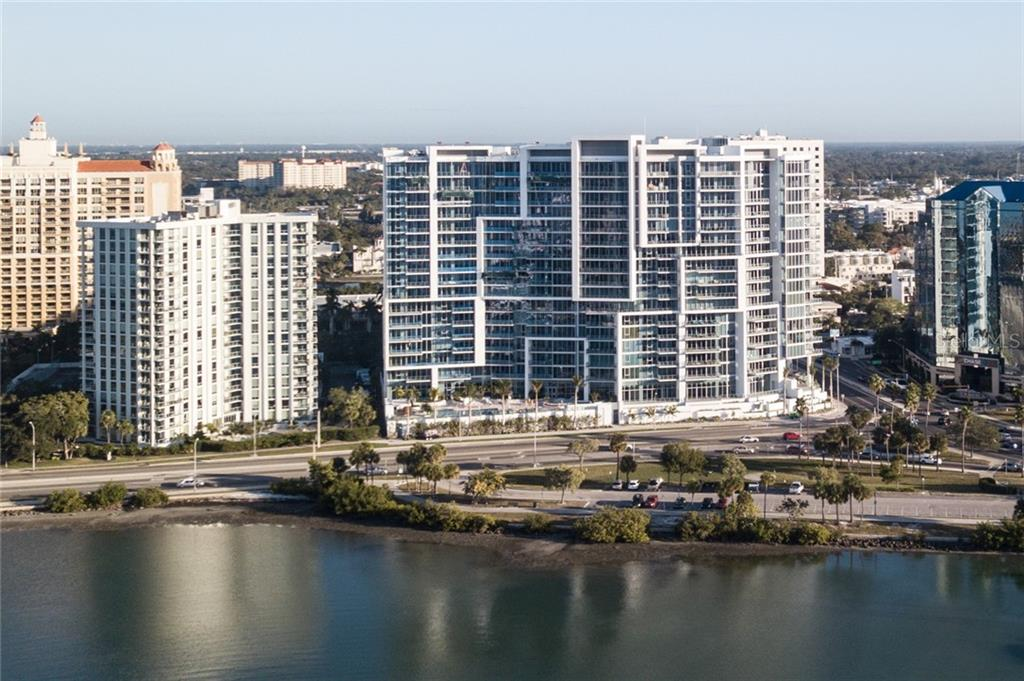 Seller's Disclosure - Condo for sale at 1155 N Gulfstream Ave #1603, Sarasota, FL 34236 - MLS Number is A4468461
