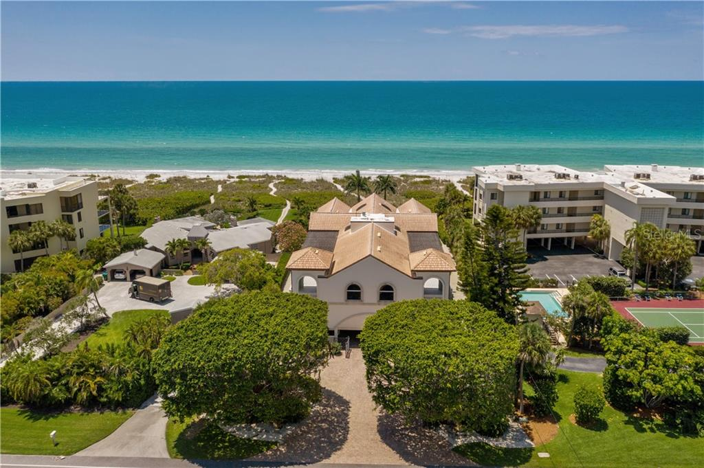 Single Family Home for sale at 5541 Gulf Of Mexico Dr, Longboat Key, FL 34228 - MLS Number is A4468729