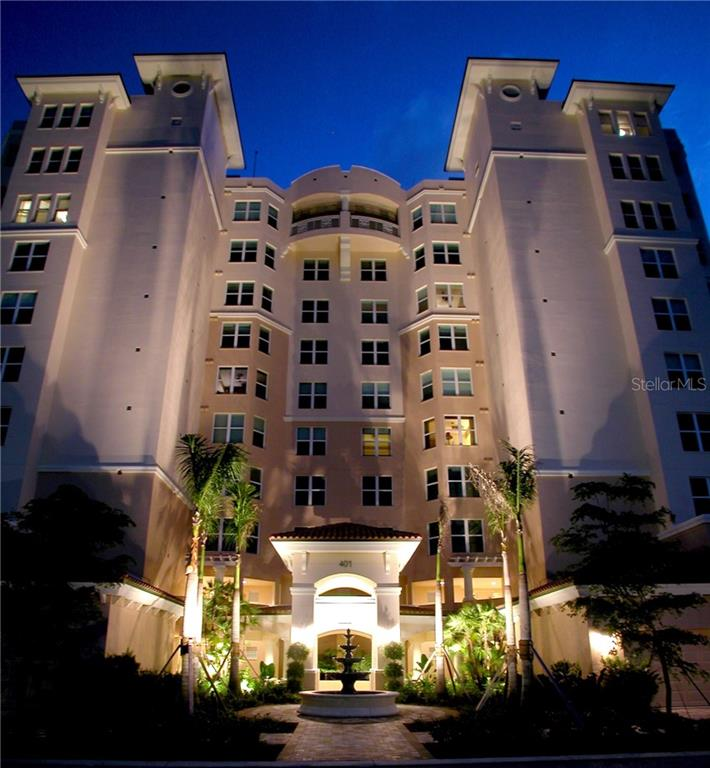 Meridian II Fees - Condo for sale at 393 N Point Rd #402, Osprey, FL 34229 - MLS Number is A4471148