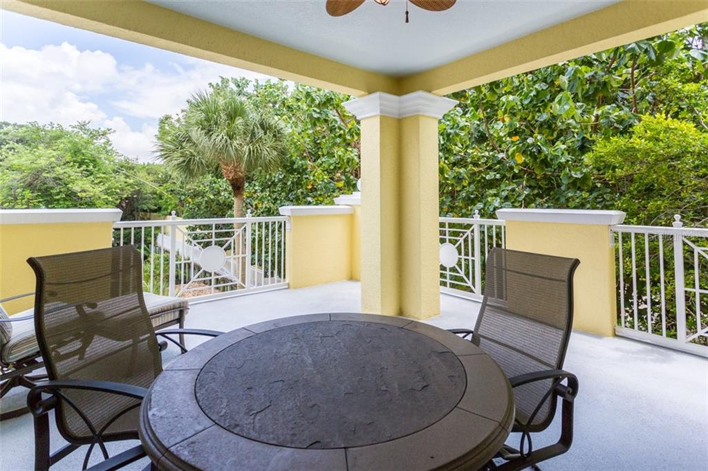 Large extended, wrap around balcony - Condo for sale at 1308 Old Stickney Point Rd #W24, Sarasota, FL 34242 - MLS Number is A4471155