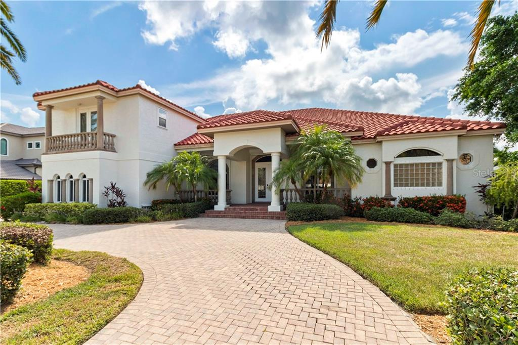 Survey - Single Family Home for sale at 494 Partridge Cir, Sarasota, FL 34236 - MLS Number is A4472251