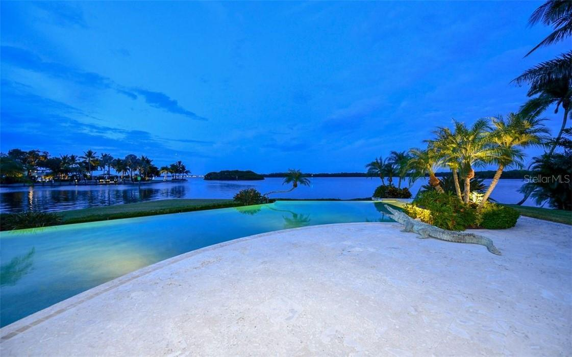 Pool and Friend - Single Family Home for sale at 612 Juan Anasco Dr, Longboat Key, FL 34228 - MLS Number is A4475444