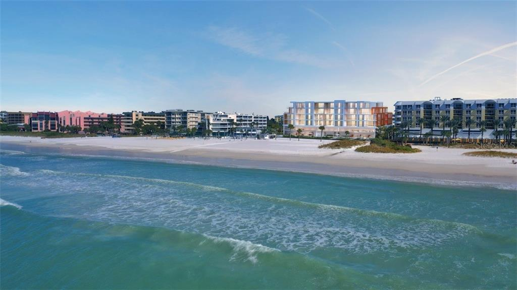 Condo for sale at 1035 Seaside Dr #404, Sarasota, FL 34242 - MLS Number is A4476675
